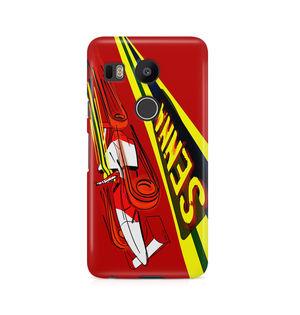 SENNA- LG Nexus 5X | Mobile Cover
