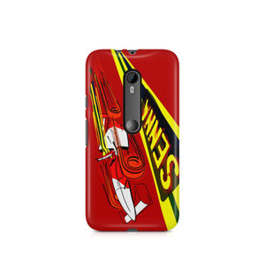 SENNA- Moto X Force | Mobile Cover