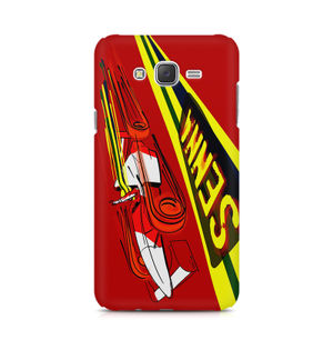 SENNA- Samsung J1 2016 Version | Mobile Cover