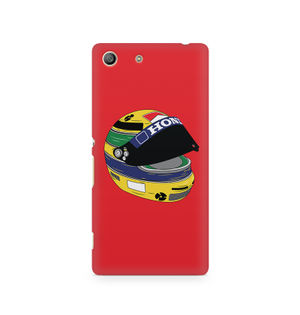 CHAMPIONS HELMET - Sony Xperia M5   Mobile Cover