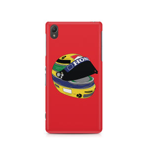CHAMPIONS HELMET - Sony Xperia Z2 L50W | Mobile Cover