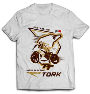 Race Electric | Tshirt