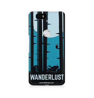 Wanderlust - Huawei Nexus 6P