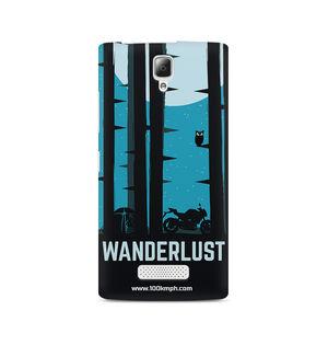 Wanderlust - Lenovo A2010