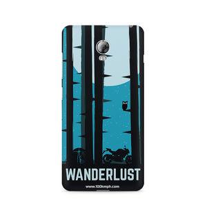 Wanderlust - Lenovo Vibe P1