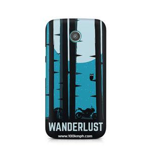 Wanderlust - Moto E