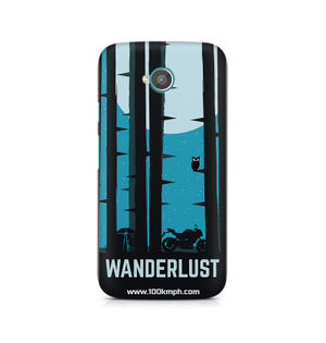 Wanderlust - Moto E2