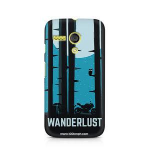 Wanderlust - Moto G