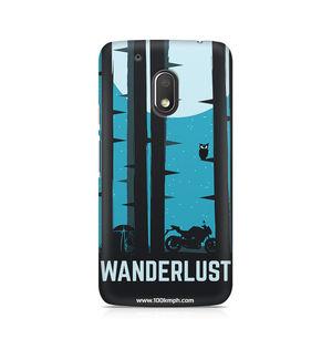 Wanderlust - Moto G4 Play