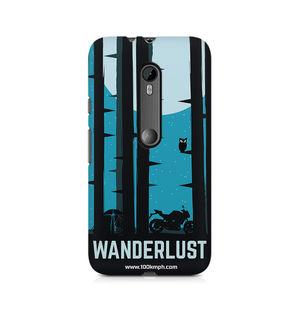 Wanderlust - Moto X Play