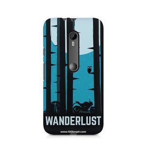 Wanderlust - Moto X Style