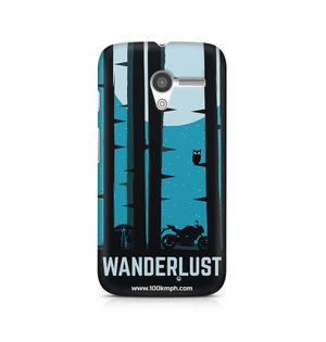 Wanderlust - Moto X