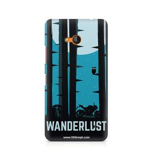 Wanderlust - Nokia Lumia 640