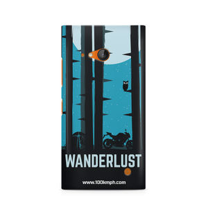 Wanderlust - Nokia Lumia 730