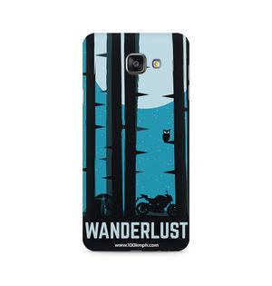 Wanderlust - Samsung A710 2016 Version