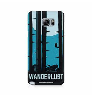 Wanderlust - Samsung Note 5