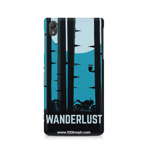 Wanderlust - Sony Xperia Z2 L50W