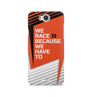 We Race Because We Have To - InFocus M530
