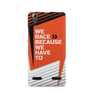 We Race Because We Have To - Lenovo A6000