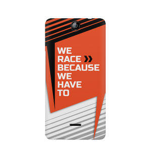 We Race Because We Have To - Micromax Canvas Juice 3 Q392