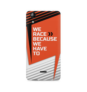 We Race Because We Have To - Micromax Canvas Selfie 2 Q340