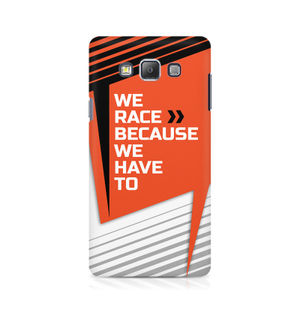 We Race Because We Have To - Samsung On 5