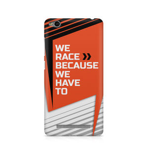 We Race Because We Have To - Xiaomi Redmi 3s