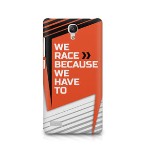 We Race Because We Have To - Xiaomi Redmi Note 3