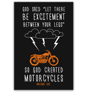 Awesome God | Poster