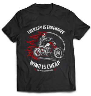 WIND IS CHEAP | Tshirt