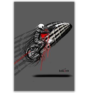 Sprint Beemer | Artist: Hamerred49 | Poster