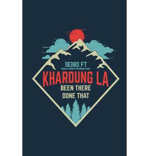 Khardung La | Poster
