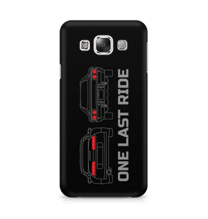 ONE LAST RIDE - Samsung Grand 3 G7200 | Mobile Cover