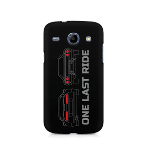 ONE LAST RIDE - Samsung Grand Duos 9082 | Mobile Cover