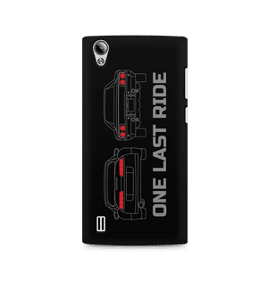 ONE LAST RIDE - Vivo Y15 | Mobile Cover