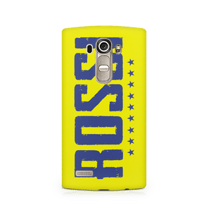 ROSSI - LG G4 | Mobile Cover