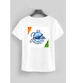 SPORTS T- SHIRT BLUE INDIA 2