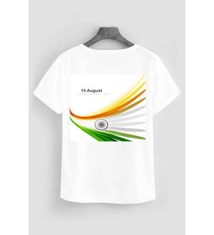 SPORTS T- SHIRT FLYING FLAG