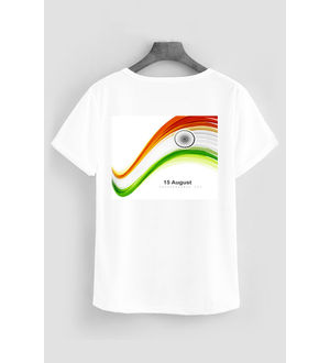 SPORTS T- SHIRT ONE INDIA