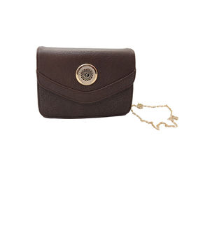 Eleegance Brown Color Clutch Bag