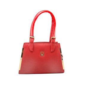 Eleegance Red Color Handbag