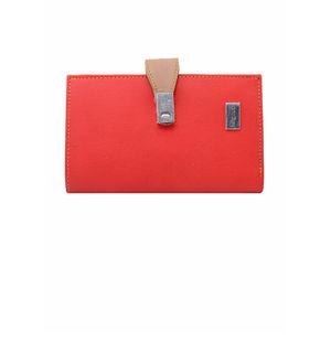 Eleegance Red Women Wallet