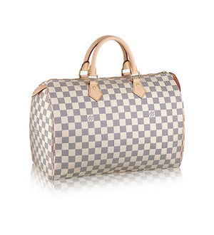 Louis Vuitton Speedy 35 Damier Canvas Handbags Replica