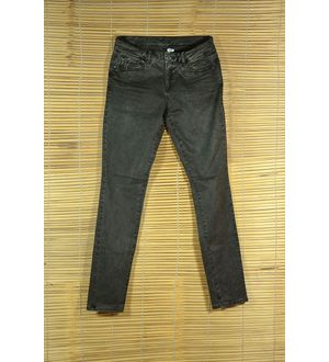 Grey Black strechable slim fit Jeans