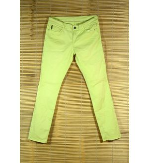 lIGHT GREEN SLIM FIT Jeans