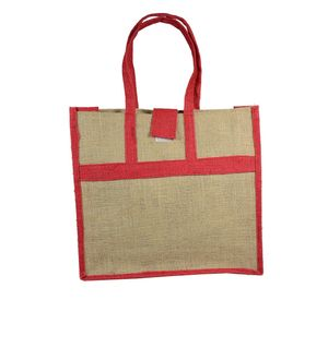 Jute carry bag Tiffin bag