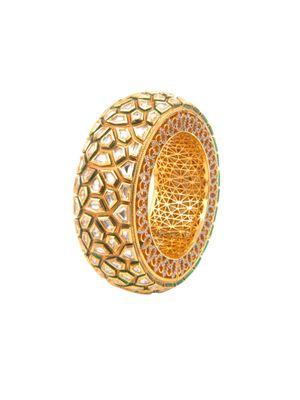 Gold Plated Majestic Bracelet