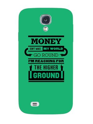 Money-ed world mobile cover