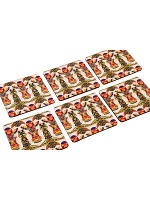 Totem coaster set (Set of 6)
