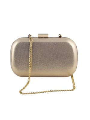 Gold Burst clutch